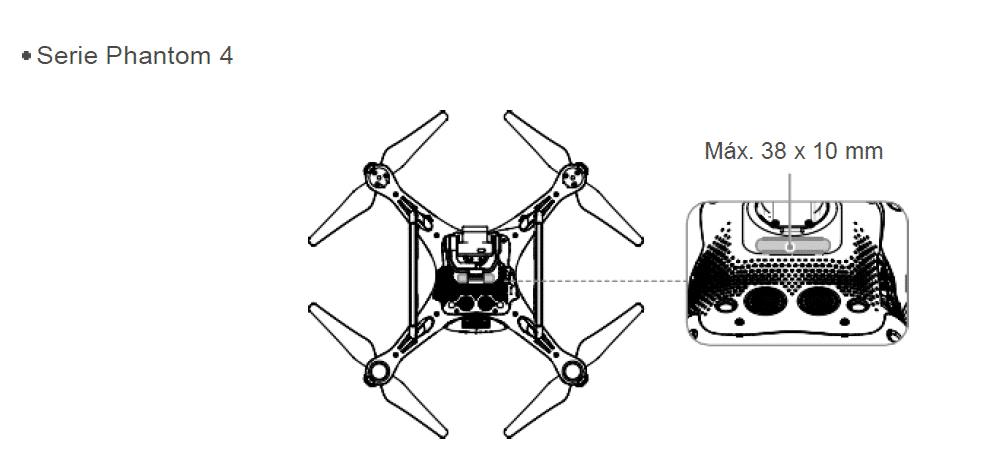 ¿Dónde Coloco la Placa en mi Dron?