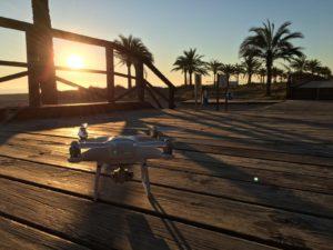 Matriculación de drones
