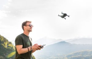 ser piloto profesional de drones