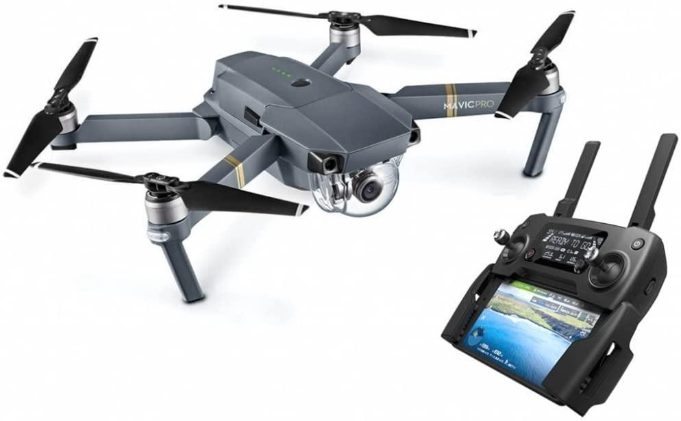 Mejores drones para comenzar el 2021 Dji Mavic pro